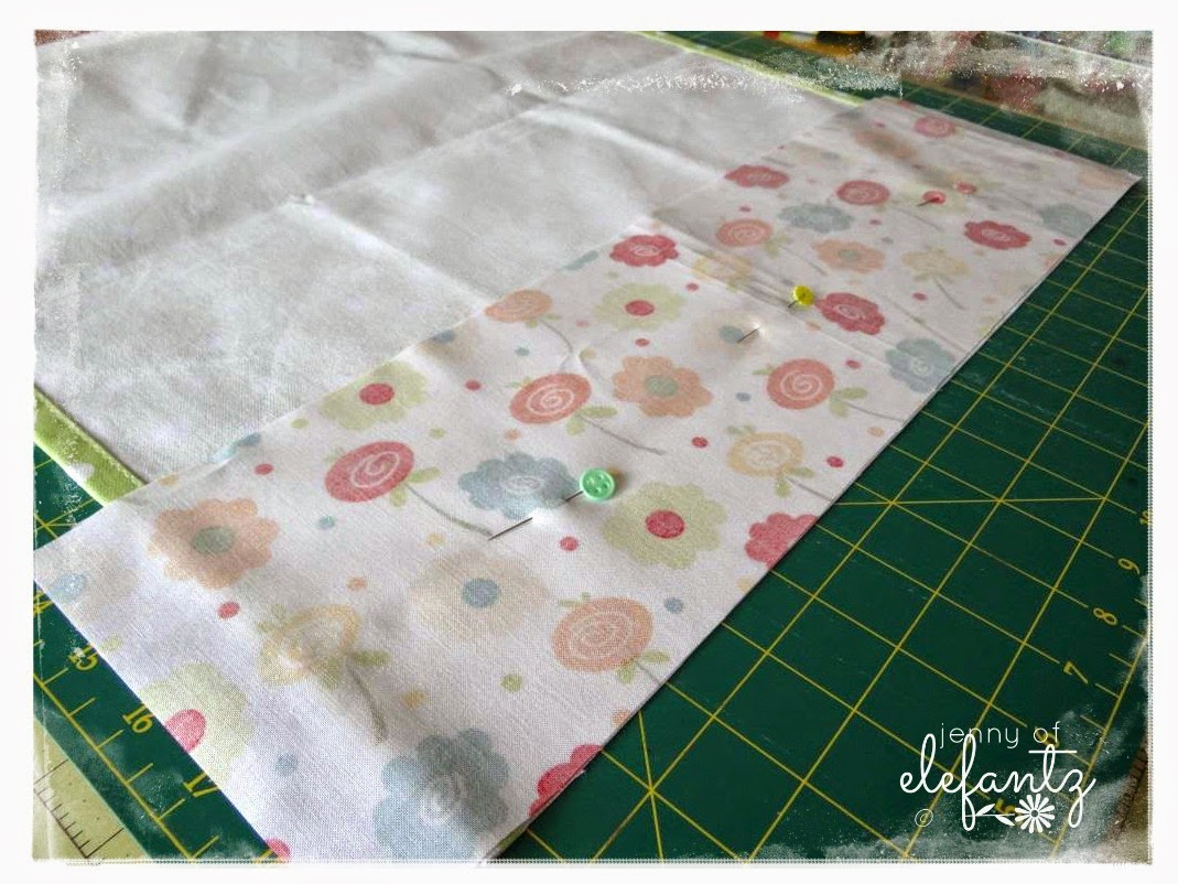 Jenny of ELEFANTZ: Tutorial: sweet kitchen towels