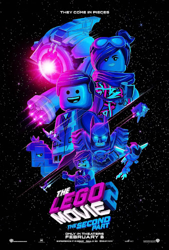 The Lego Movie 2: The Second Part (Web-DL 720p Dual Latino / Ingles) (2019)