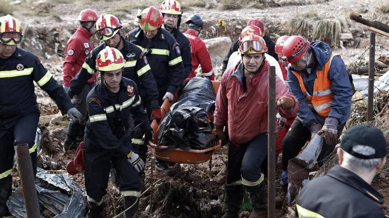 ΔΡΟΣΑΤΟ: Κηδεύτηκε ο Δημήτριος Γούτος θύμα των καταστροφικών πλημμυρών στην Δ.Αττική