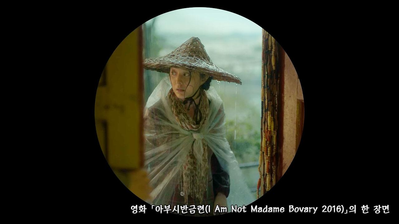 I Am Not Madame Bovary 2016 scene 01