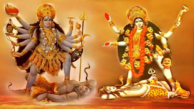 Best Maa Kali HD Wallpaper For MacBook