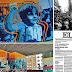 Se cuela en el Mural de la Memoria una foto de Madrid como si fuera Barakaldo en la dictadura