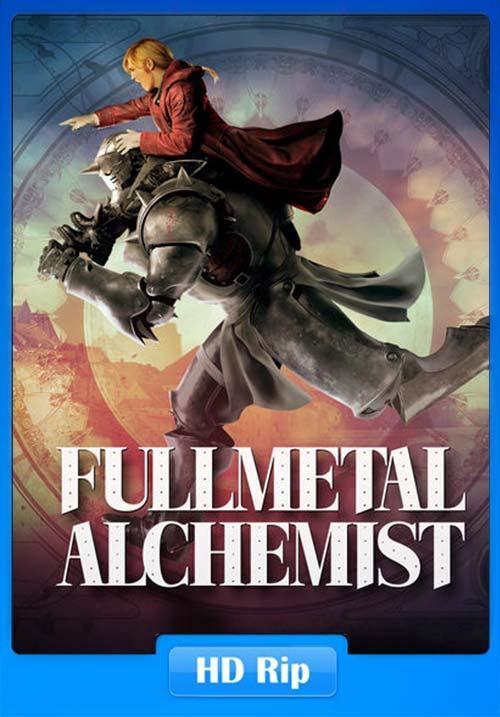 Fullmetal Alchemist 2017 720p WEBRip x264   480p 300MB   100MB HEVC