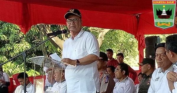 Buka Festival Cap Go Meh, Nasrul Abit: Keragaman Budaya Harus Dilestarikan