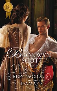La reputación de una dama, Bronwyn Scott