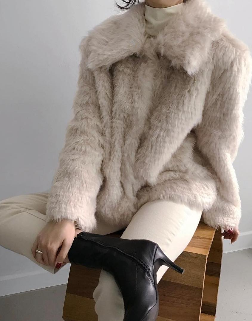 Faux Fur for winter