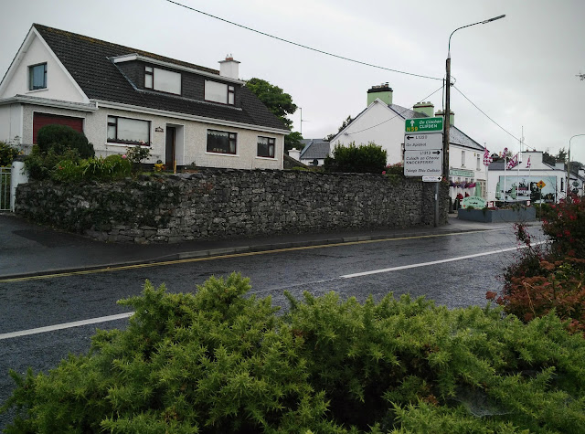 houses from Moycullen