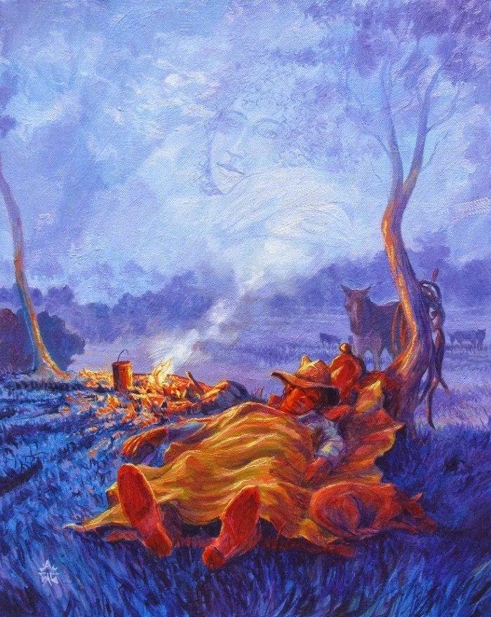 Пейзажи Австралии. Cary McAulay