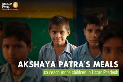 Akshaya Patra in Uttar Pradesh