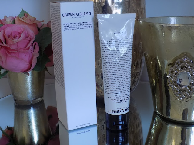 Grown Alchemist | Hydra Restore Cream Cleanser | Detox Serum Antioxidant+3 | Hydra Repair Day Cream