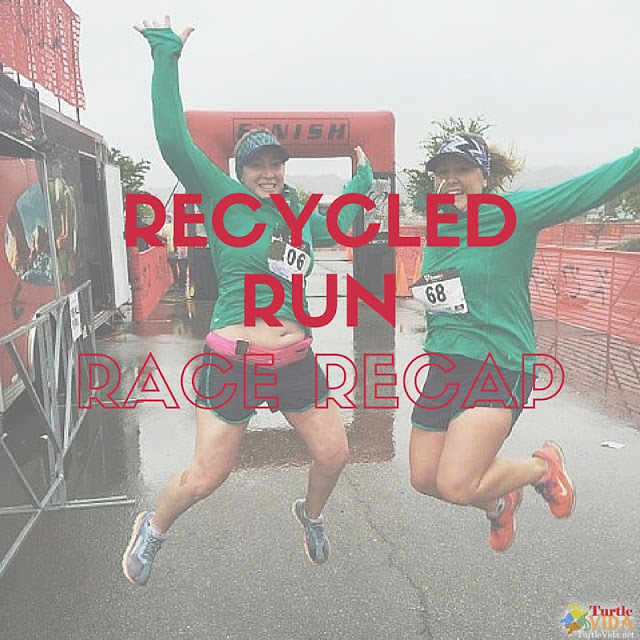 Recycled Run Race Recap