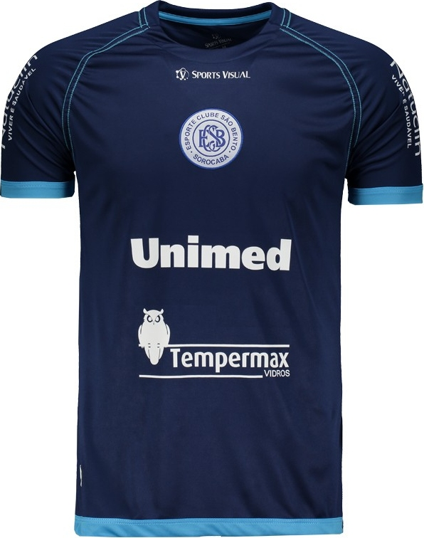 9849b358585c7 Sports Visual lança as novas camisas do São Bento - Show de Camisas