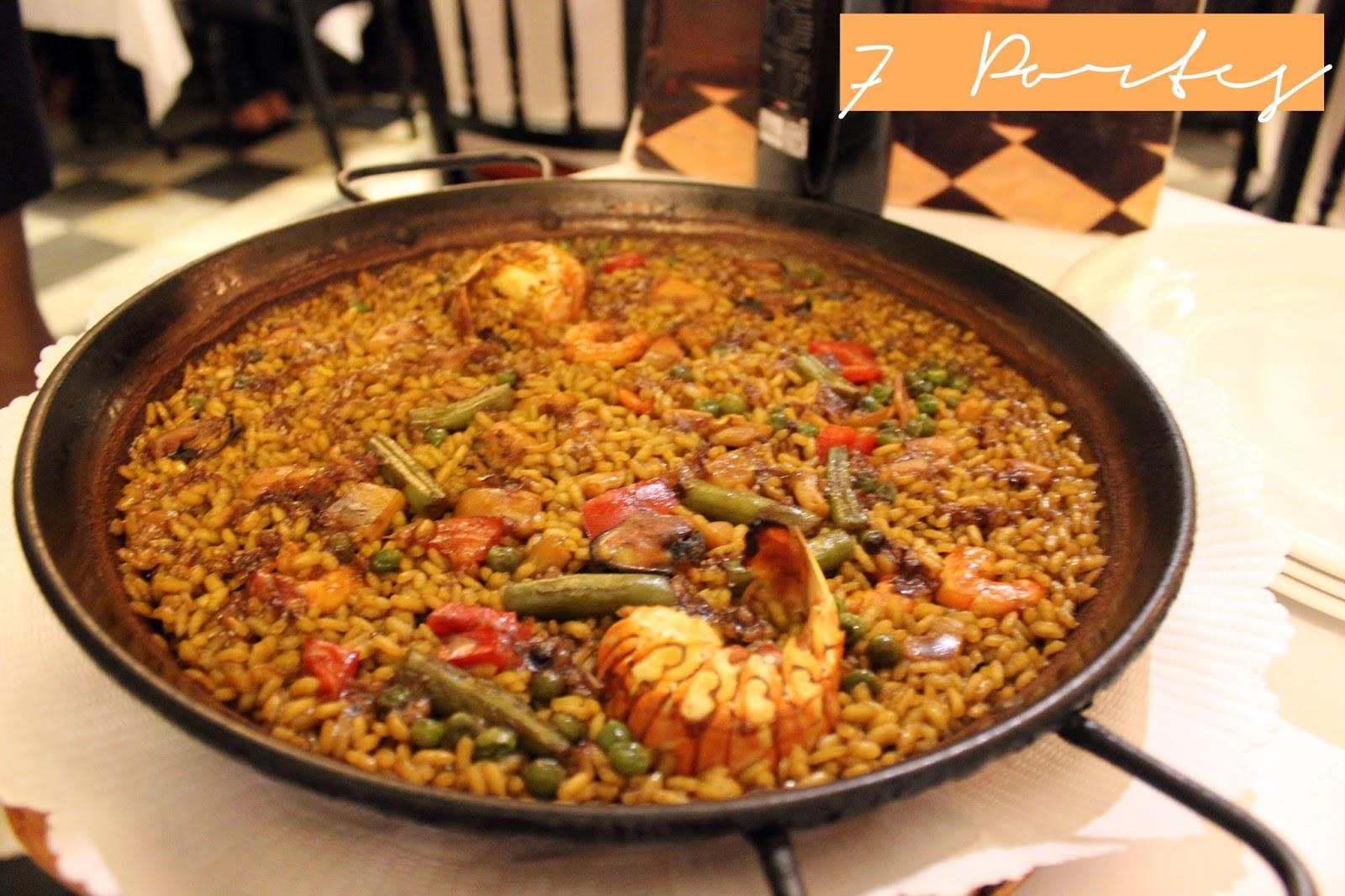 Barcelona Travel Diary Restaurant Eis Tapas Paella Tipps TheBlondeLion Empfehlung Reisebericht