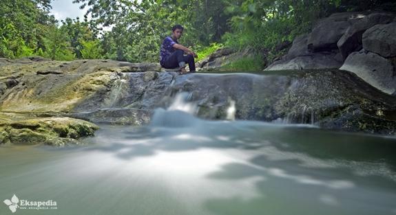 Keindahan Tersembunyi Air Terjun Kedung Goro