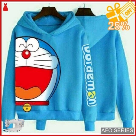 AFO106 Model Fashion Sweater Doraemon Modis Murah BMGShop