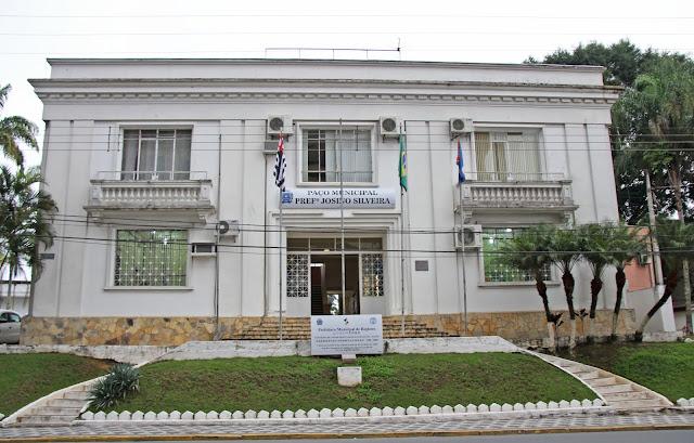 Prefeitura de Registro-SP : Rua José Antônio de Campos, 250 - Centro  Tel.(13) 3828-1000
