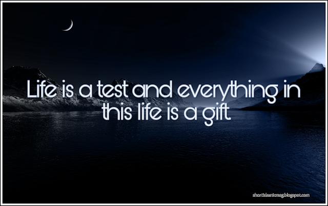 life test exam