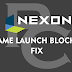 Cara Atasi Game Launc Blocked Pada Game Nexon