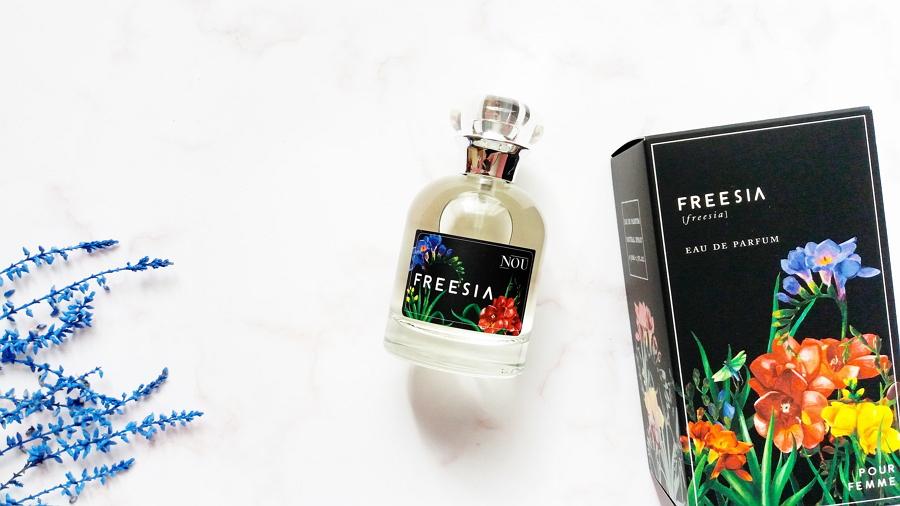 Nou • Freesia, Woda perfumowana dla kobiet