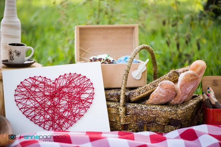 e-session - ensaio de noivos - ensaio divertido - ensaio - piquenique - faça você mesma - diy - decoração ensaio - coração - coração lã