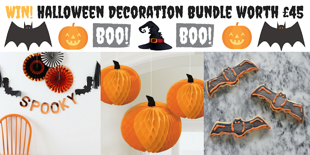 Halloween Giveaway with Mrs Bishop