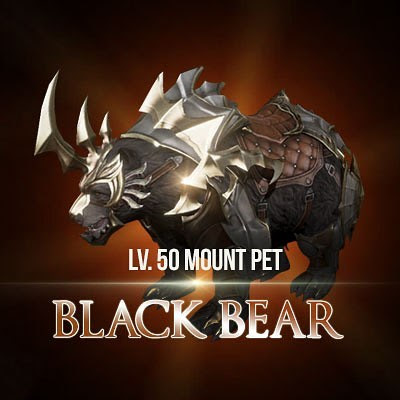 Jenis - Jenis Mount Pet di Lineage 2 Revolution Indonesia