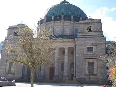 De Dom in Sankt Blasien