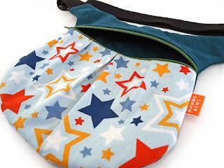 poche ceinture femme original en tissu