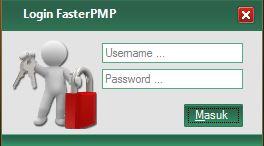 Faster PMP 2.0 untuk PMP 2018.05