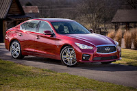 Turbo Q50 Priced From $47,950