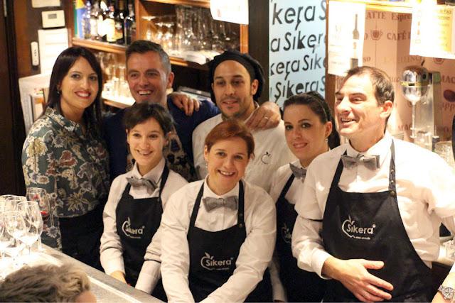 Restaurante Síkera