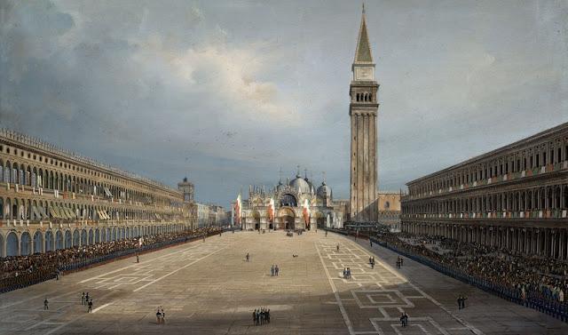Informações sobre o Museu Correr em Veneza