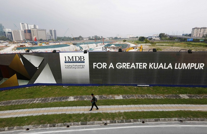 1MDB TRX Land Kuala Lumpur