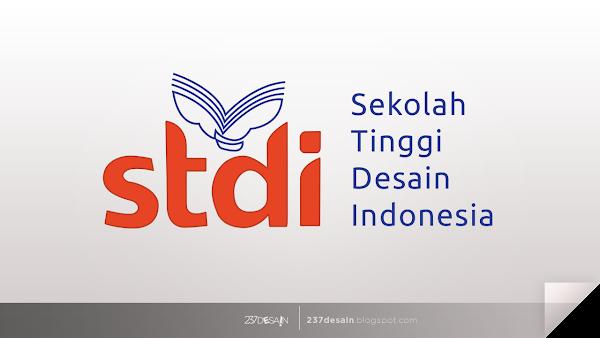 Sekolah Tinggi Desain Indonesia Logo STDI