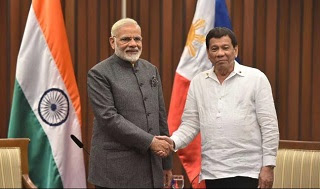 India, Philippines Boost Bilateral Ties, Sign 4 Agreement
