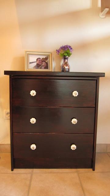 ikea kommode rast umgestalten. Black Bedroom Furniture Sets. Home Design Ideas