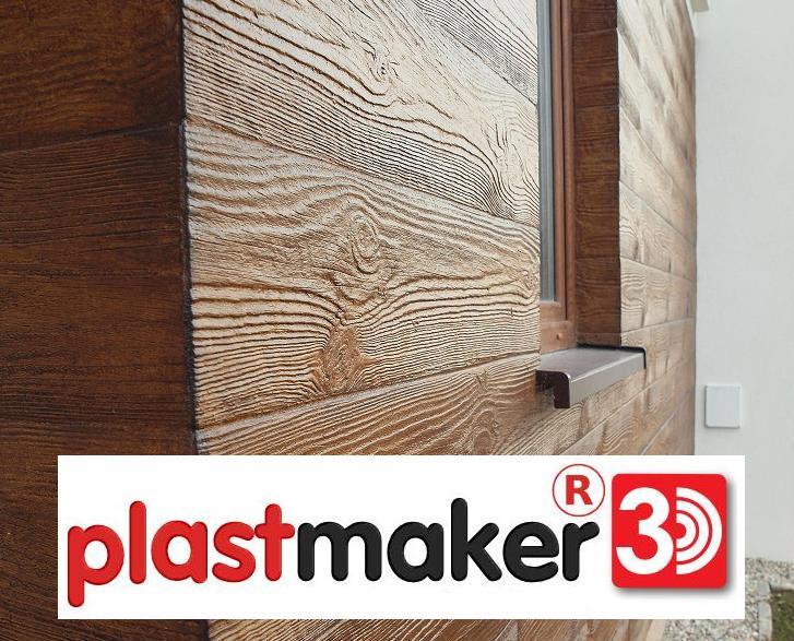 Wspaniały imitacja deski elewacyjnej deska elewacyjna imitacja drewna panele FE96