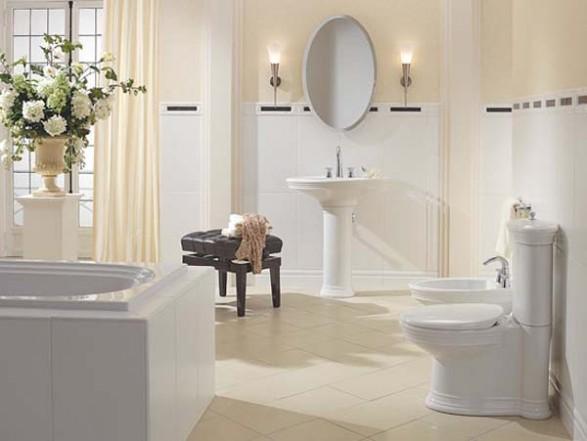 The ba os y muebles ideas de iluminaci n para ba os modernos - Iluminacion de bano ...