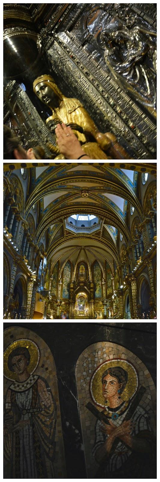 Sleachmour Adventures: Monserrat Abbey