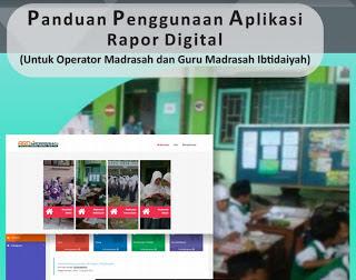 Panduan Penggunaan Aplikasi Rapor Digital (ARD) Untuk Madrasah Ibtidaiyah (MI)