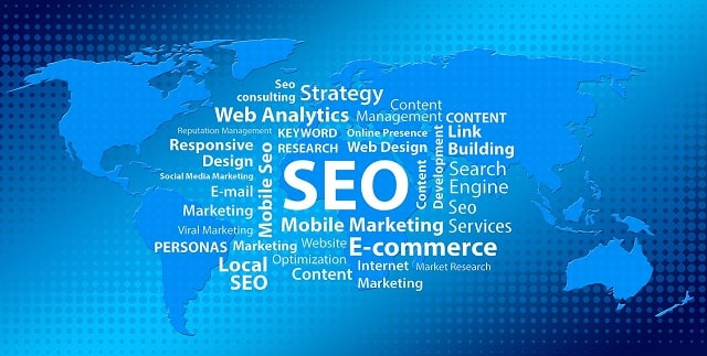 seo basics spiders crawling pages google serp