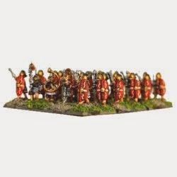 LEG3a Marian Legion (Standing and Advancing).