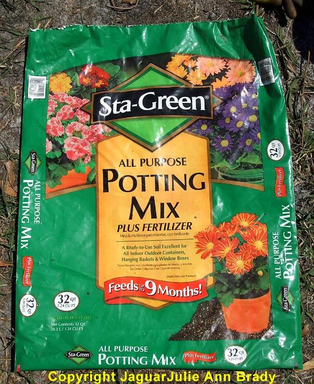 Sta-Green Potting Mix Bag