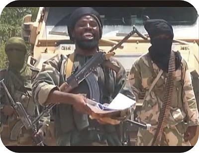 Boko Haram attack Army base