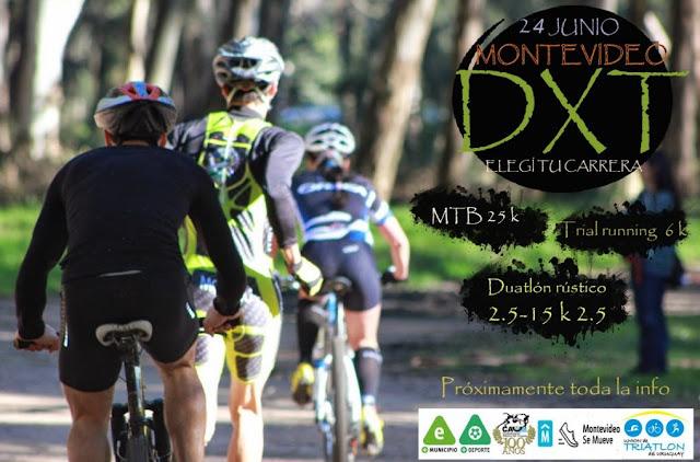 Encuentro multideportivo DXT (Parque Rivera - Montevideo, 24/jun/2018)