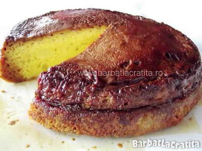 Tort de zahar ars taiat (imaginea retetei)