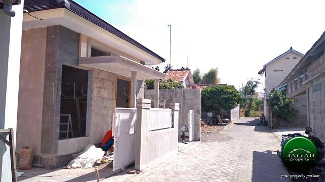 Rumah Baru dekat Kampus UKRIM Kalasan