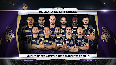 Kolkata Knight Riders Team Players HD Pics