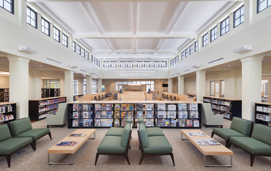 We Are Pleased To See The Tiverton Public Library Being Recognized By Rhode Island Monthly 2016 Design Awards For Its Forward Thinking Planning And