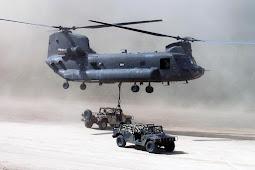 Layak Dimiliki Indonesia, Inilah Ketangguhan Helikopter CH-47 Chinook Buatan Boeing AS